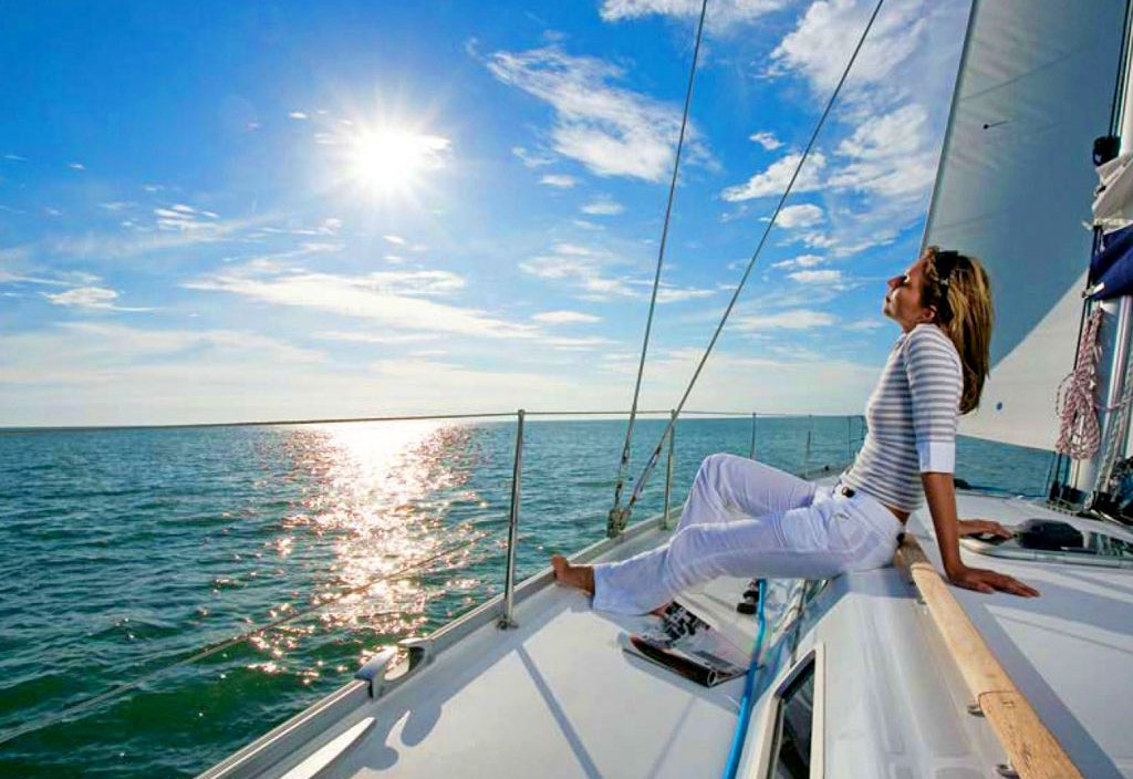 Прогулки и экскурсии на яхте