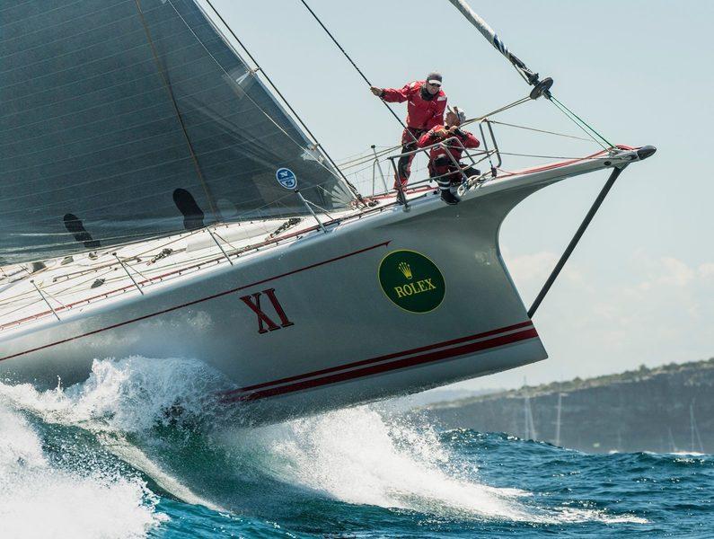 Энтони Бэлл – новый рекордсмен гонки «Rolex Sydney Hobart».