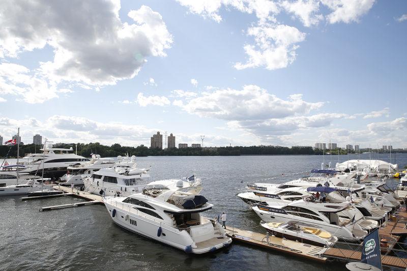 В июне в Москве состоится выставка яхт